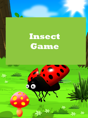 Application android : Insect Game
