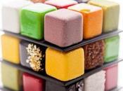Gourmandise Rubik's Cake Cédric Grolet