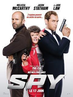 Cinéma Vice-versa / Spy