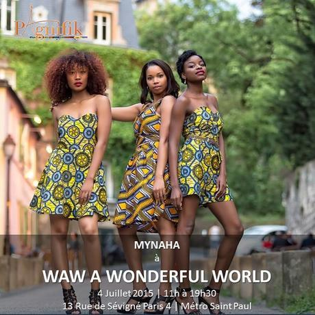 Bon plan shopping : Wax a wonderful world de PAGNIFIK