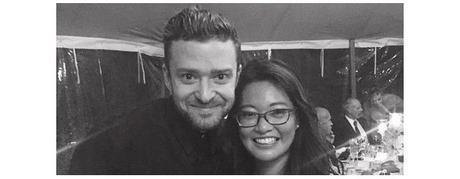 Photos & Vidéos: Justin Timberlake à un mariage