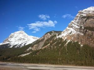 Un petit arrêt à Banff!