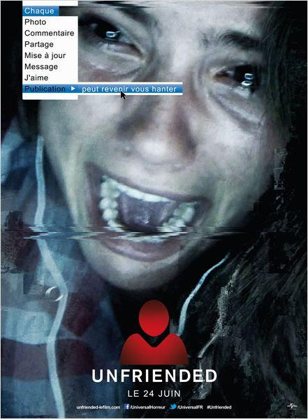 [critique] Unfriended : horriblement drôle