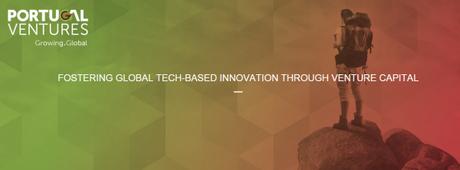 Le site internet de Portugal Ventures