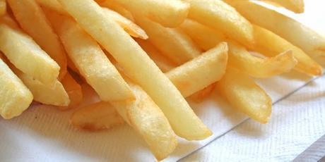 acrylamide dans les frites