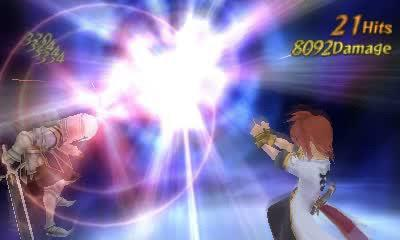Mon jeu du moment: Tales of the abyss