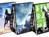 Comic-Con 2015 Warner Bros dévoile sacs pour Supergirl, 100, Arrow plus