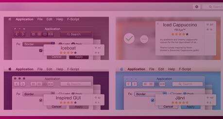 Flavours 2 Lite ne peut plus personnaliser OS X El Capitan