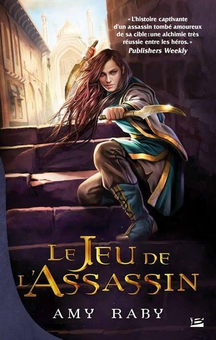 Couverture Le Jeu de l'assassin