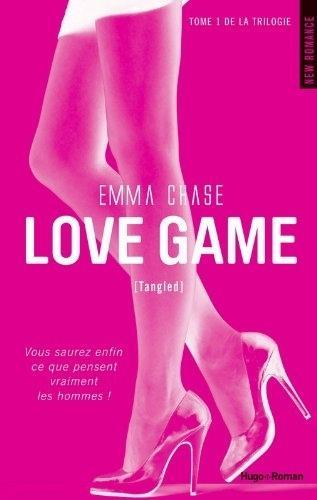 Couverture Tangled, tome 1 : Love Game / Jeux sans frontières