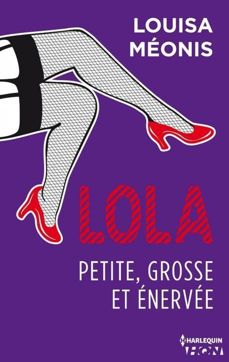Couverture Lola, tome 3 : Lola, petite, grosse et énervé