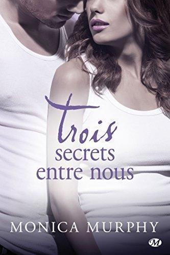 Couverture Drew Fable, tome 3 : Trois secrets entre nous (Three Broken Promises)