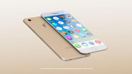 Concept iPhone