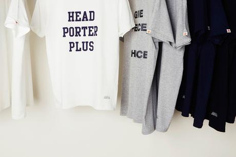 HEAD PORTER PLUS – F/W 2015 COLLECTION