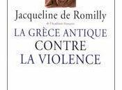 grecs anciens pour nous aider combattre violence dans notre société!