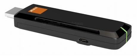 La clé TV d'Orange, une nouvelle clé pour regarder la télévision chez soi ou en dehors
