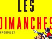 hais Dimanches quand Hervé Bellec fait Delerm..