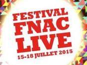 Festival Fnac Live dévoile programmation