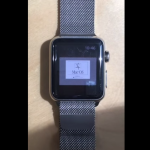 Apple Watch Mac OS 7.5.5