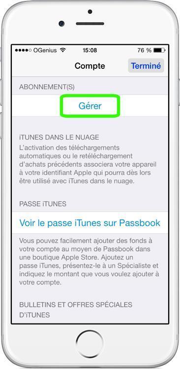 Astuce Apple Music: comment désactiver l'abonnement automatique
