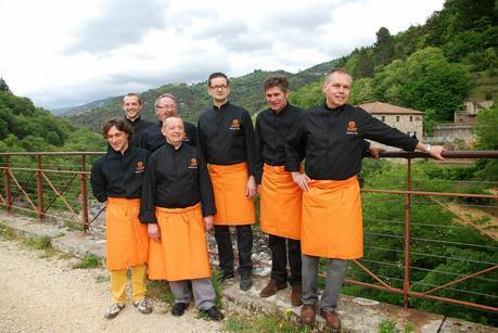 Découverte de l'Ardèche avec ses Toqués