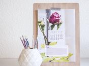 [diy] calendrier juillet 2015