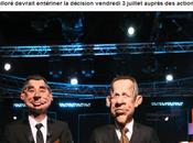 disparition guignols décision politique #TouchePasAuxGuignols #boycottCanal+