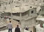 Syrie survivre dans zones dévastées
