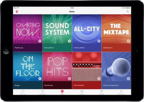 Apple Music: nos premières impressions