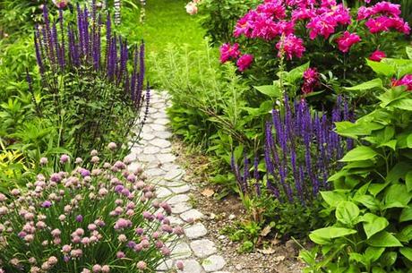 Comment créer un jardin romantique ? - Paperblog