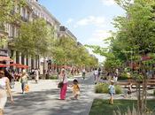 BRUXELLES laissait chance piétonnier centre ville