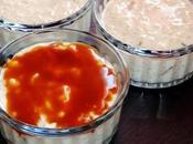 lait rhum raisin sauce caramel