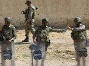 Turquie déploie troupes frontière syrienne