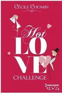 Hot love challenge de Cécile Chomin