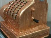 gâteau caisse enregistreuse vintage {contrib.}