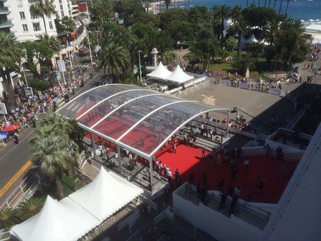 La terrasse des snipers - Palais des Festivals