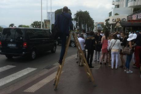Emmanuel Nguyen Ngoc photographie les célébrités - La Croisette, Cannes