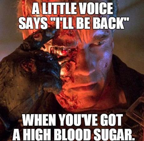 Schwarzenegger Diabete Meme
