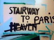 Exploration graffiti Stairway Paris Stick 2015
