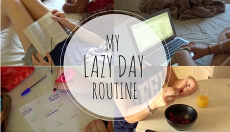 LAZY DAY - ROUTINE