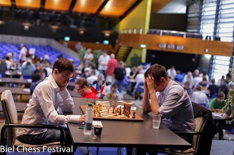 Maxime Vachier-Lagrave le meilleur joueur d'échecs français © Chess & Strategy