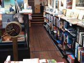 librairie péniche