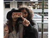 ExtraVerso coque iPhone pour prendre selfies sans mains