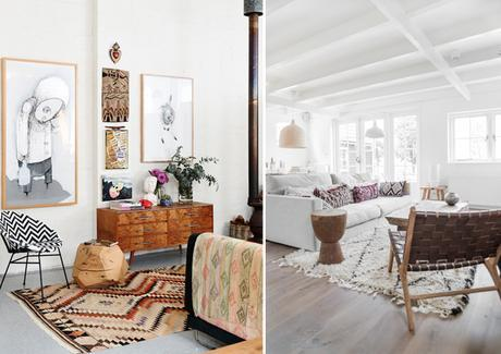 deco boheme industriel. Black Bedroom Furniture Sets. Home Design Ideas