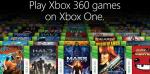 rétrocompatibilité Xbox arrive grands