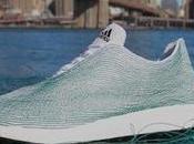 SNEAKERS Adidas crée déchets plastiques