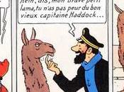 traces Tintin Pérou