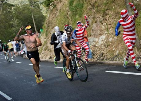 Quel style adopter lorsque l'on est supporter du Tour de France?