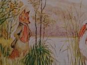 Renard Cigogne Beatrix Potter