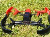 [High-Tech] Test drone Bebop Parrot